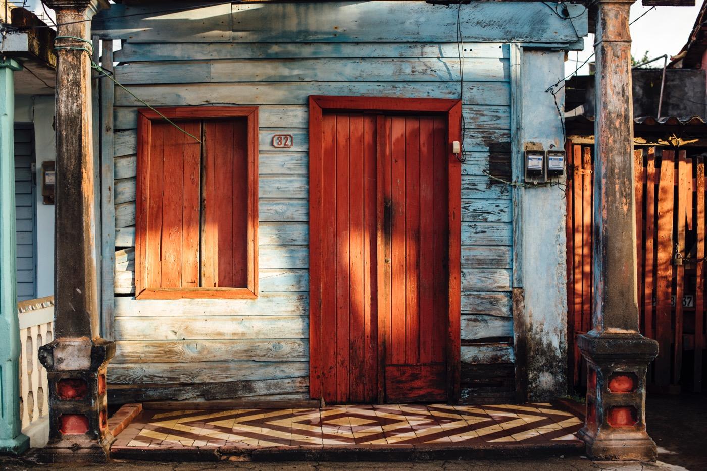 パラコアの朝とキューバの静寂